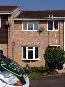 domestic guttering